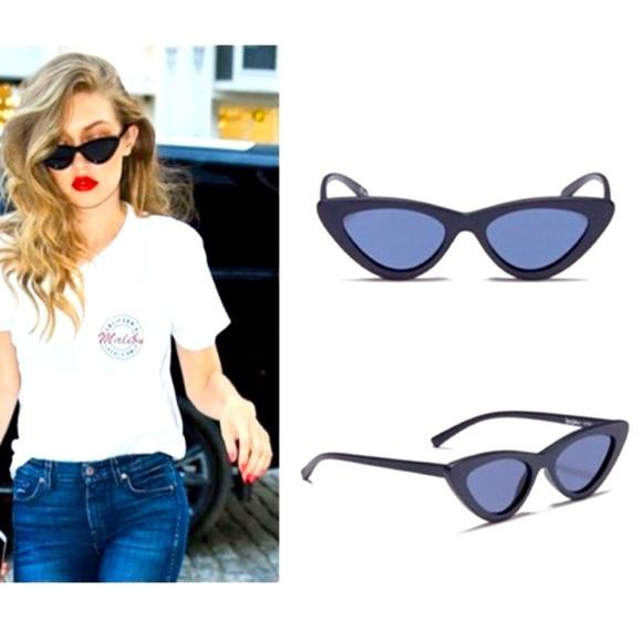 The Last Lolita Similar Cat-Eye Sunglasses
